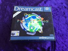 Planet Ring Boxed Set for Sega Dreamcast including Microphone NEW