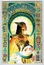 PROMETHEA #1 9.4 HIGH GRADE ALAN MOORE 1999 WHITE PAGES