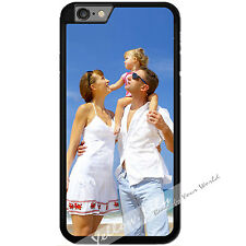 For Apple iPhone 6 6S Personalised PHOTO case cover customised Picture Image