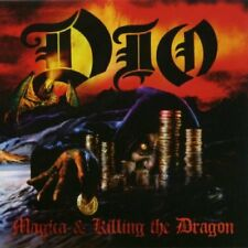 DIO - Magica / Killing Dragon - 2 CD - Best Of