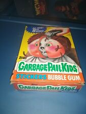Garbage pail kids 9th Series Complete Set In Box