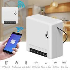 For SONOFF MINI DIY Smart WiFi Switch Remote Control Fit for Google Alexa # US