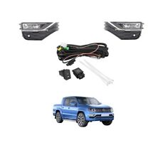 Fog Light Kit for Volkswagen Amarok 2017-ON with Wiring & Switch