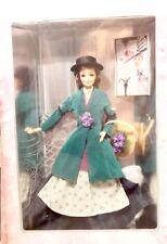 Eliza Doolittle Green Dress 1995 Barbie Doll, Collector Edition, My Fair Lady