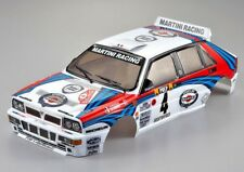 1/10 RC Car BODY Shell LANCIA DELTA HF Integrale MARTINI RACING 190mm *FINISHED
