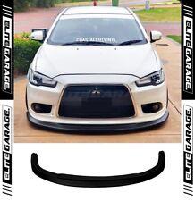 (09-15) Mitsubishi Lancer CJ ES Ralliart Sport Front Lip Splitter Spoiler GSR