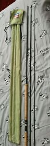 A FINE DAIWA GRAPHITE SALMON ROD 13FT #9/10 LINES GREAT CONDITION IN MAKERS BAG