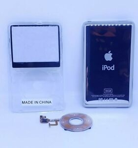 Ipod Video 5th-5.5 gen 30gb NEW clear faceplate / Cover /clickwheel,  backplate