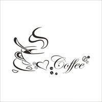 Küche Spruch Kaffe Coffee Wandtattoo Wandsticker Aufkleber Zitat Küche Sticker