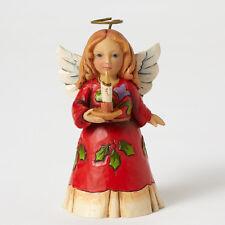 Jim Shore Mini Angel with Candle 4053825 Nib