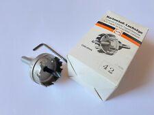 1x HM  Lochsäge / Lochschneider      ø42mm   ALFRA   NEU