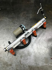 2007 Suzuki DF 140 HP 4 Stroke Engine Fuel Rail w/ Injectors Freshwater MN