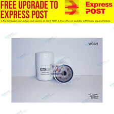 Wesfil Oil Filter WCO21 fits Jaguar S-Type 2.5 V6