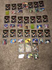 RARE DRAGON BALL Z SUPER SAIYAN BATTLE JAPANESE CARDS 24 Cards With sleeves !!
