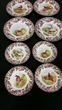 spode woodland set of 8 includes 4 x dinners and 4 x salads