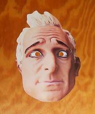 Green Day Mask Revolution Radio Original Promo 10.5x7 Mike Dirnt RARE
