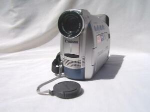 Canon MV630i Camcorder MiniDV Tape Video. DV/AV-in. VGC.1-yr warranty. Boxed.