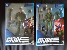 GI Joe Classified Flint and Lady Jaye **IN HAND**