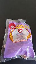 McDonalds Ty Teenie Beanie Babies 1999 #10 STRETCHY the OSTRICH