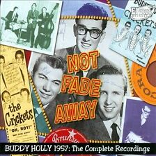 Not Fade Away: 1957 - The Complete Recordings by Buddy Holly (CD, Jan-2008, 3...