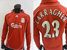 The Reds  2006-08 adidas Liverpool FC Home Shirt CARRAGHER 23 SIZE M (adults)