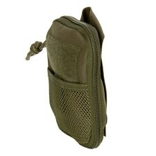 3V GEAR COMPACT POCKET ORGANIZER - OD OLIVE DRAB GREEN MOLLE LOAD CARRYING