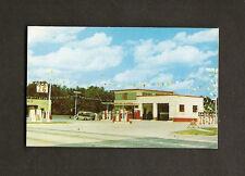 BUSINESS CARD:  GAS STATION - MARTIN'S HI-SPEED OIL COMPANY - JACKSONVILLE, FL