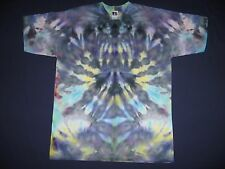 "Ice Tie Dye Unisex Russell Jerzees Cotton T.Shirt size M 38""-40"" Chest"