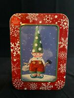 "MARY ENGELBREIT ""NOTEABLES"" COLLECTABLE MEMORY BOX ""MERRY LITTLE ELF"""