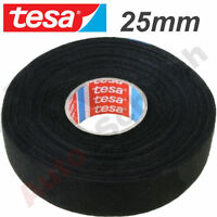 KFZ Auto Kabel Isolierband Klebeband Gewebeband 25mm x 25m TESA Band Fleece Tape