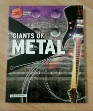 Jamie Humphries ** Giants of Metal ** Guitar Tab Music Instructional Book & CD