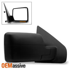Fit 2004-2006 F150 Power Heated Passenger Side Mirror w/Build-in LED Signal