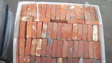 Reclaimed Red Handmade Bricks