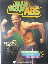 Hip Hop Abs: Level 2 by Beachbody - Dvd - Includes 3 Workouts! Cardio, Abs.