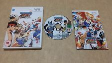 Tatsunoko Vs. Capcom: Ultimate All Stars (Nintendo Wii) versión europea PAL