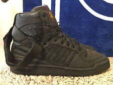 Adidas Forum HI OG, Art No. M25595, Black, Men's Basketball Shoes, Size 12
