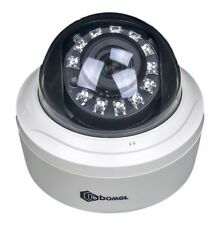 NID-A312FD-W 3MP IP WDR Indoor IR Dome Camera w/ 12 IR LEDs & 3.3~12mm AVF Lens