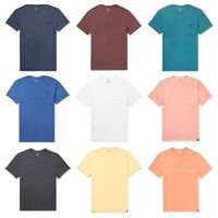 New J.Crew Mens Garment Dyed Slub Cotton Jersey Pocket T-Shirt Crew Tee XS-2XL