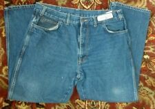 Cintas Durability and Comfort 34 x 30 Blue Jeans New NWOT