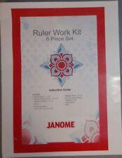 Janome Ruler Work Kit-mc12000 14000 15000