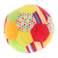Baby Rattle Ball Toys Soft Plush with Sound Ball Toy Kids Development Toy