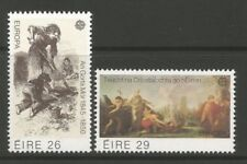 Elizabeth II (1952-Now) Historical Events Irish Stamps