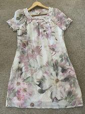 monsoon cotton dress size 14