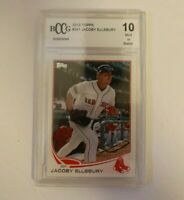 2013 Topps Baseball #241 Jacoby Ellsbury Boston Red Sox BCCG 10