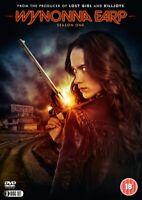 Nuovo Wynonna Earp Stagione 1 DVD