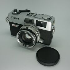Canon Canonet ql17 g-III 40 mm f/1.7 35 mm messsucher Caméra * Made in Taiwan *