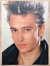 BRAVO POSTER Alan Wilder - Depeche Mode - 80er Jahre !!!