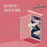 [HOUSE OF BTS] POP UP STORE IN SEOUL Official Bangtan Boys Authentic Goods