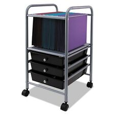 Vertiflex Slim Profile Mobile File Cart - VF53037