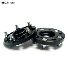 (2) 15mm Wheel Spacer 5 x 4.5 for Acura TSX RSX TL & Honda Civic S2000 CRV